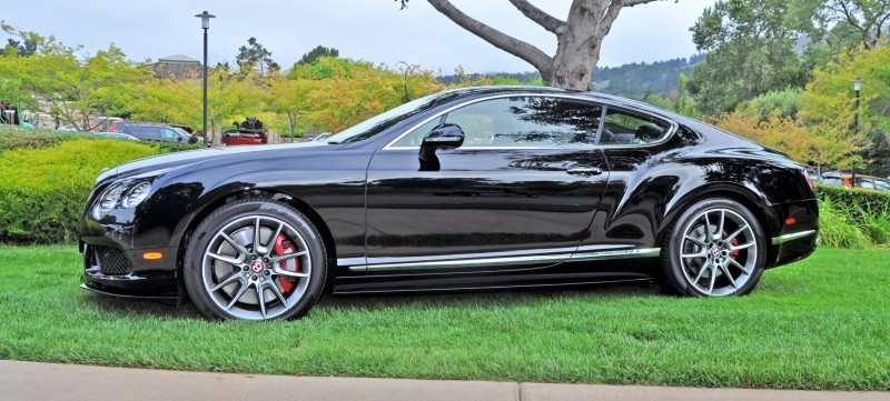 Car-Revs-Daily.com 2015 Bentley Continental GT V8S Is Stunning in Black Crystal Paintwork 21