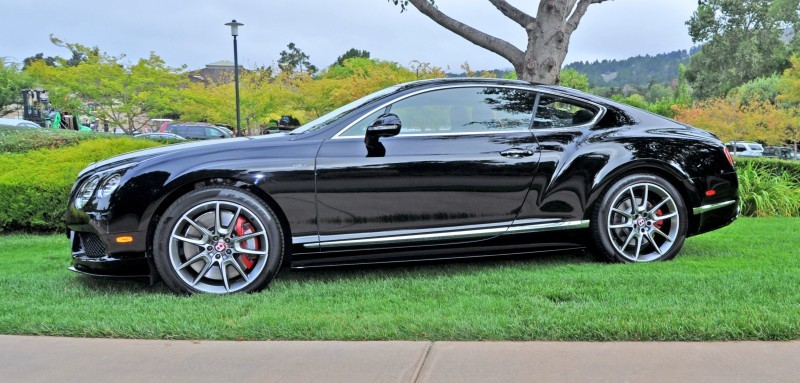 Charmant ... Car Revs Daily.com 2015 Bentley Continental GT V8S Is Stunning In Black  ...