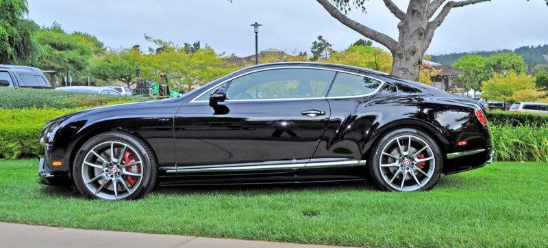 Car-Revs-Daily.com 2015 Bentley Continental GT V8S Is Stunning in Black Crystal Paintwork 24