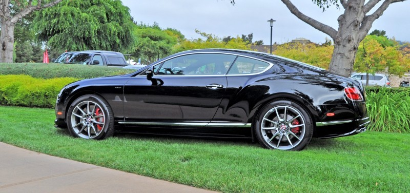Car-Revs-Daily.com 2015 Bentley Continental GT V8S Is Stunning in Black Crystal Paintwork 26