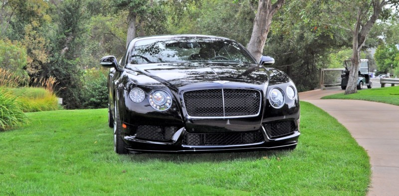 Car-Revs-Daily.com 2015 Bentley Continental GT V8S Is Stunning in Black Crystal Paintwork 4