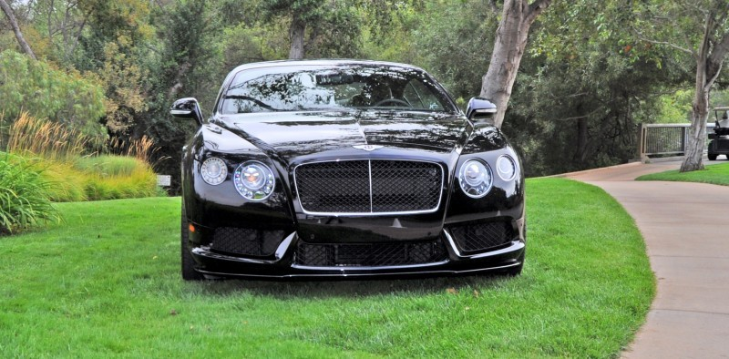 Car-Revs-Daily.com 2015 Bentley Continental GT V8S Is Stunning in Black Crystal Paintwork 5