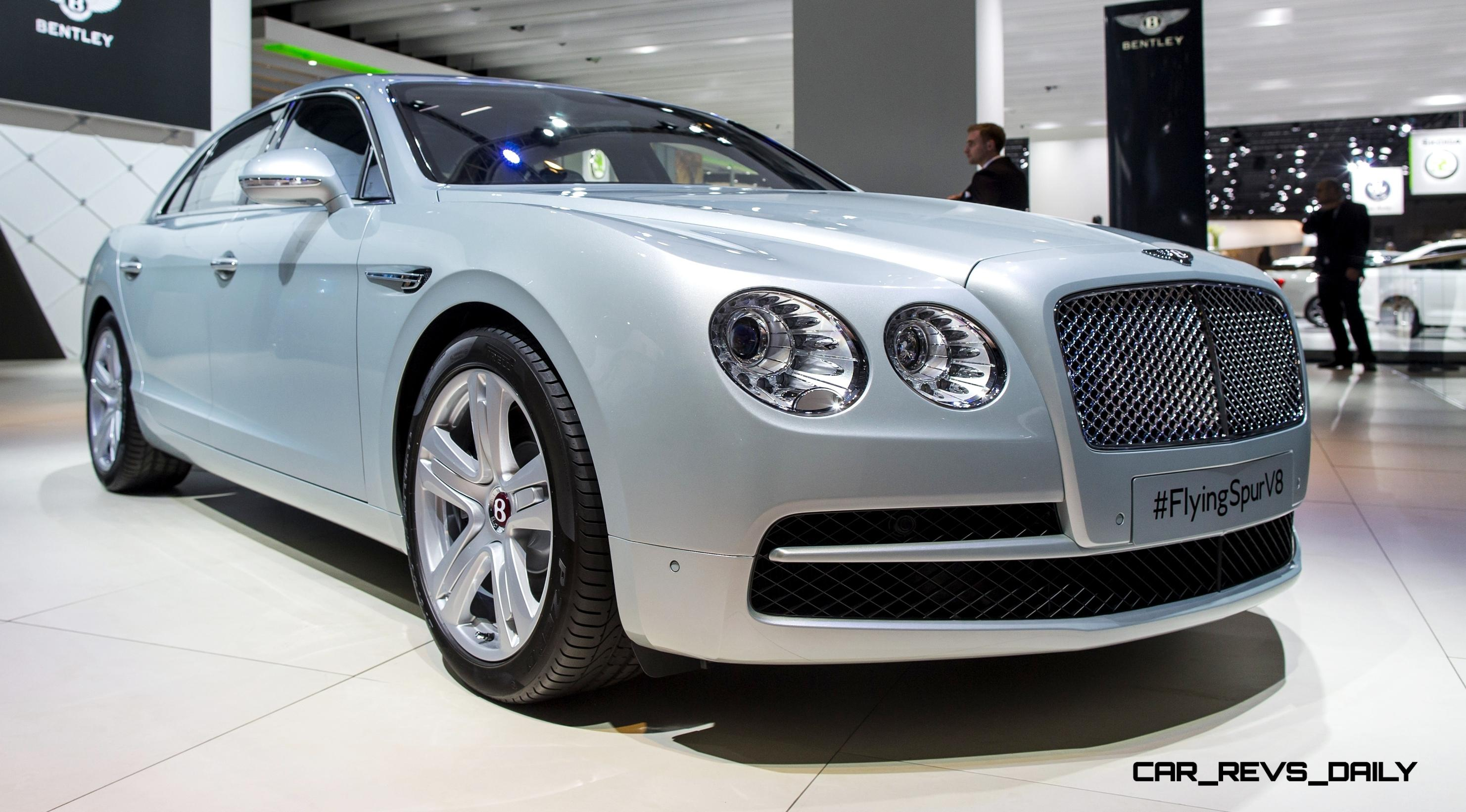2015 bentley flying spur v8 debuts in moscow 53 high res photos. Black Bedroom Furniture Sets. Home Design Ideas