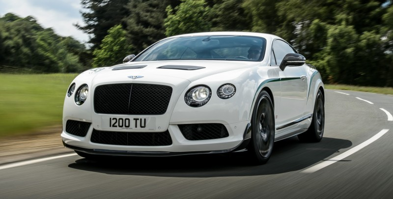 Car-Revs-Daily.com 2015 Bentley GT3-R Street Car 1
