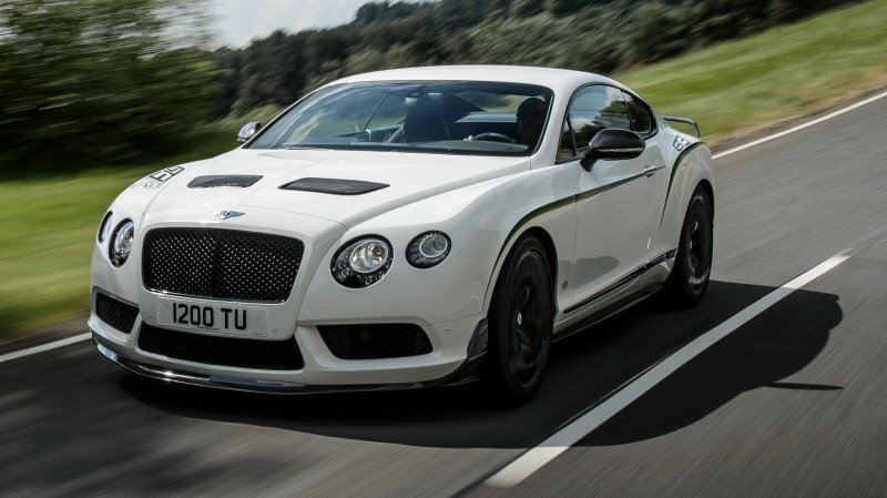 Car-Revs-Daily.com 2015 Bentley GT3-R Street Car 2