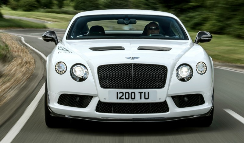 Car-Revs-Daily.com 2015 Bentley GT3-R Street Car 5