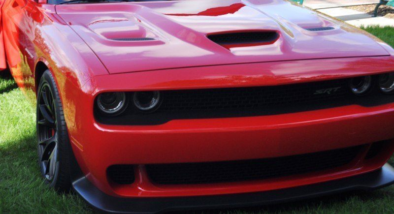Car-Revs-Daily.com - 2015 Dodge Challenger SRT Hellcat Debut Photos and Video 17