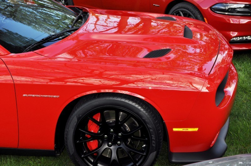 Car-Revs-Daily.com - 2015 Dodge Challenger SRT Hellcat Debut Photos and Video 26