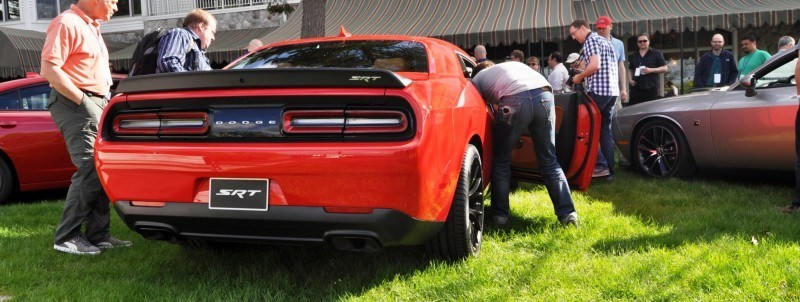 Car-Revs-Daily.com - 2015 Dodge Challenger SRT Hellcat Debut Photos and Video 39