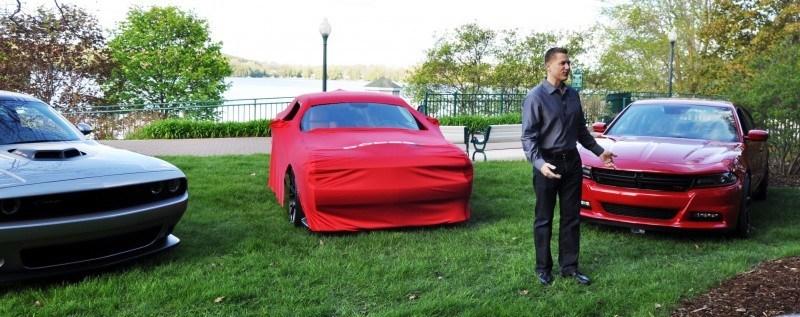 Car-Revs-Daily.com 2015 Dodge Charger RT 5.7L V8 HEMI 2