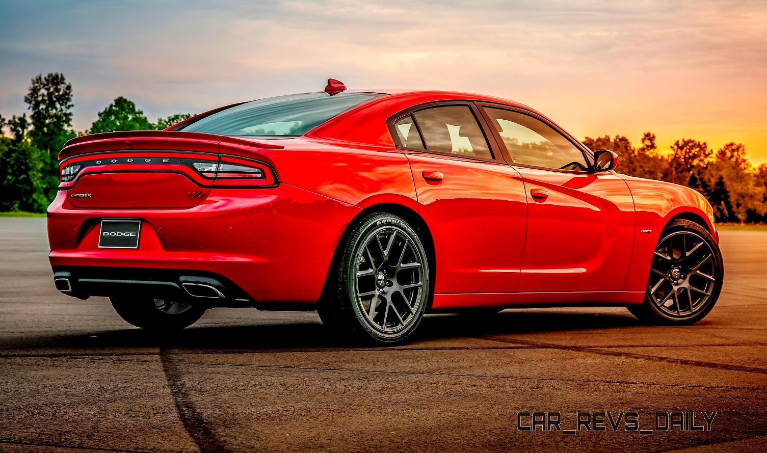 2015 Dodge Charger R T With Painted Front Bumper Is Less