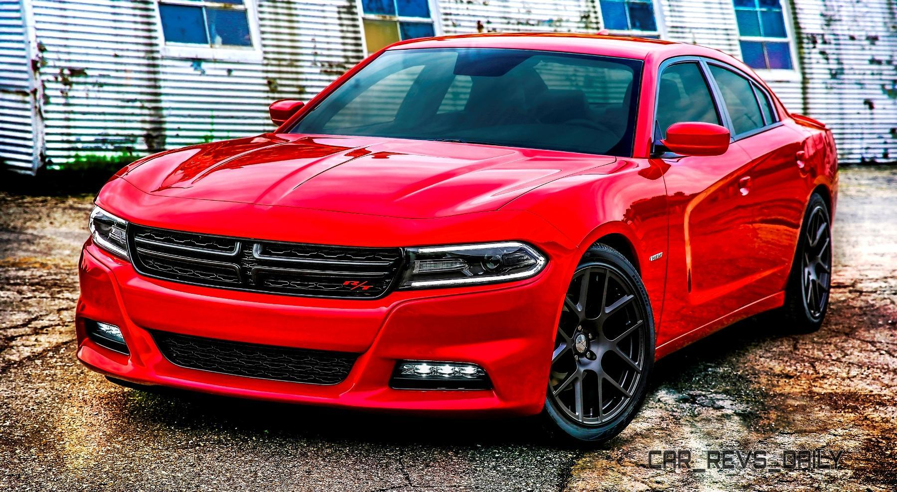 2015 dodge charger r/t with painted front bumper is less