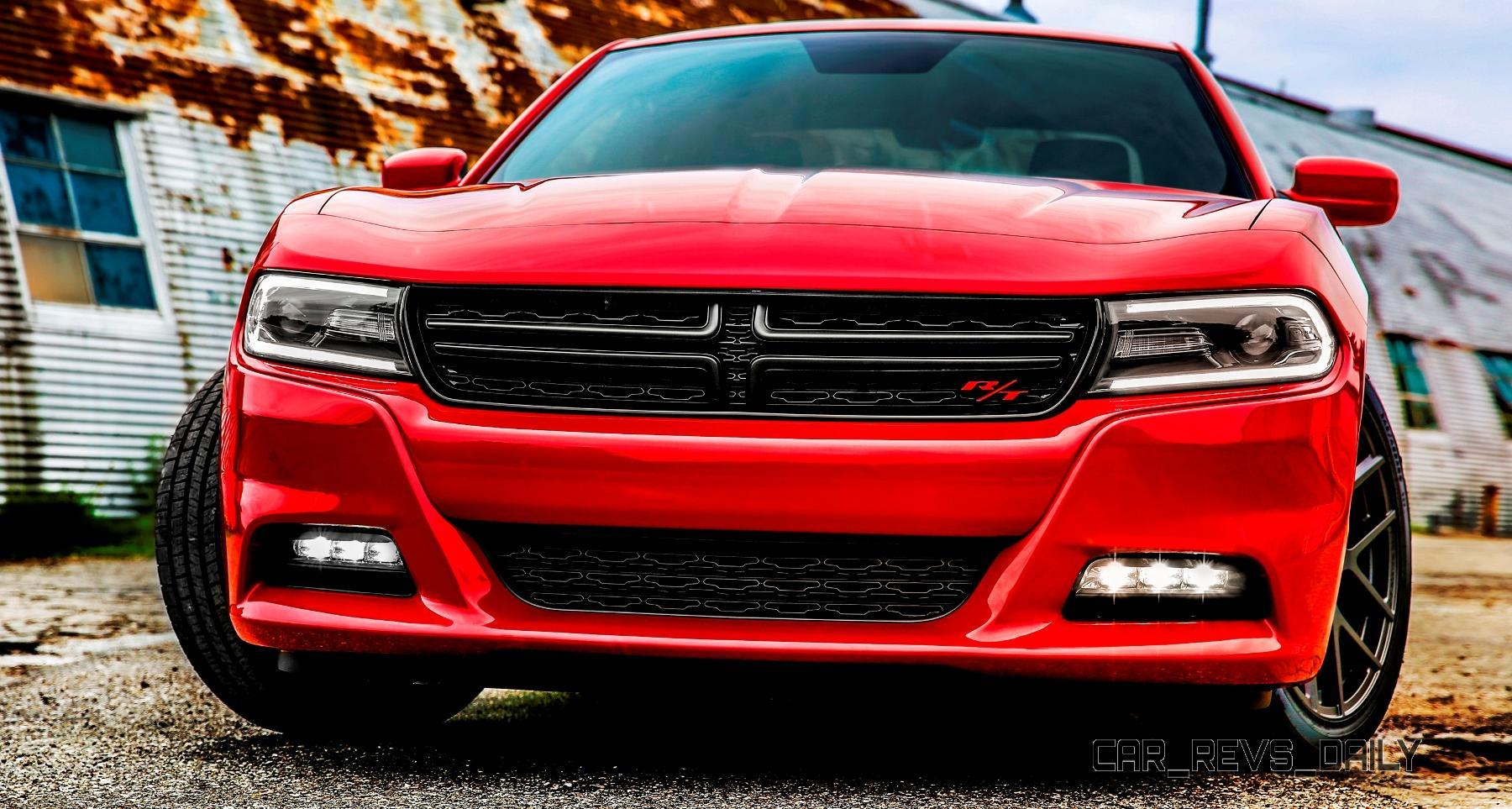 2015 Dodge Charger R T With Painted Front Bumper Is Less Terrifying More Premium And Sporty