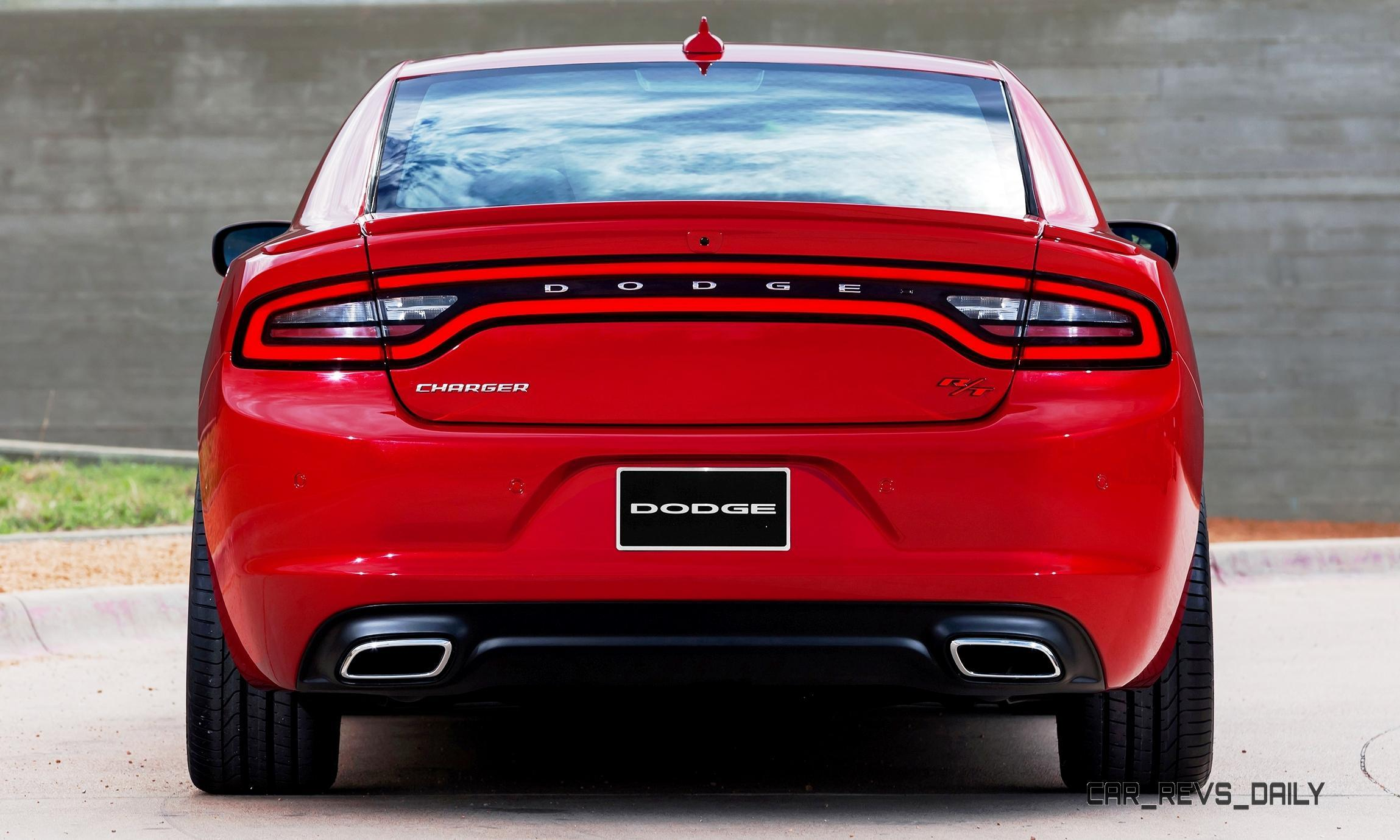 2015 Dodge Charger R/T With Painted Front Bumper Is Less ...  2015 Dodge Char...