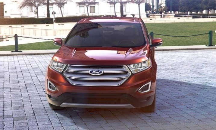 Car-Revs-Daily.com 2015 Ford Edge - BRONZE 35