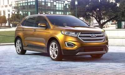2015 ford edge guard green gallery