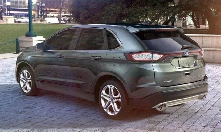 home 2015 ford edge visualizer all 10 colors from every angle animated turntables car revs dailycom 2015 ford edge guard green 11