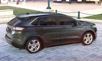 car revs daily certified dealer 2013 ford edge - 2015 Ford Edge Guard