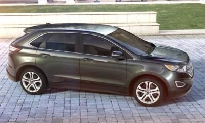 home 2015 ford edge visualizer all 10 colors from every angle animated turntables car revs dailycom 2015 ford edge guard green 26