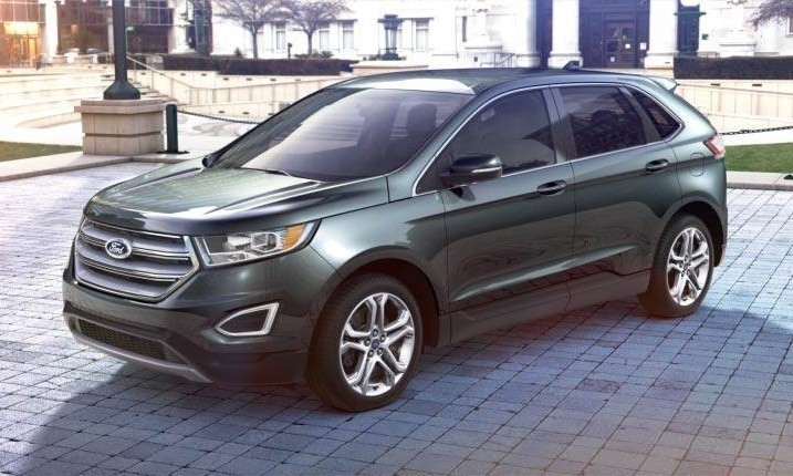 home 2015 ford edge visualizer all 10 colors from every angle animated turntables car revs dailycom 2015 ford edge guard green 2