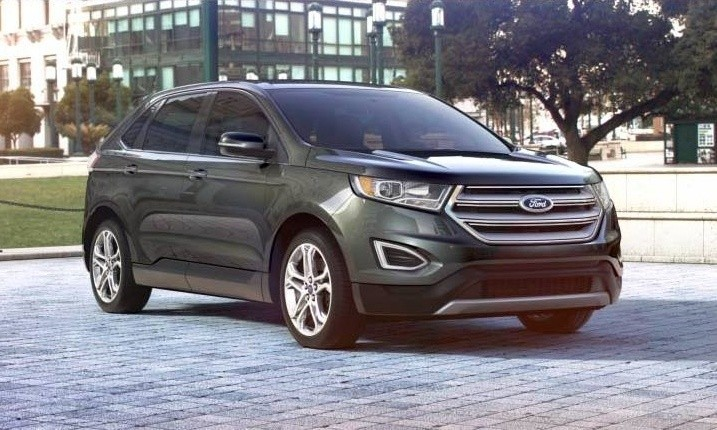 home 2015 ford edge visualizer all 10 colors from every angle animated turntables car revs dailycom 2015 ford edge guard green 31