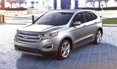 home 2015 ford edge visualizer all 10 colors from every angle animated turntables car revs dailycom 2015 ford edge guard green 37