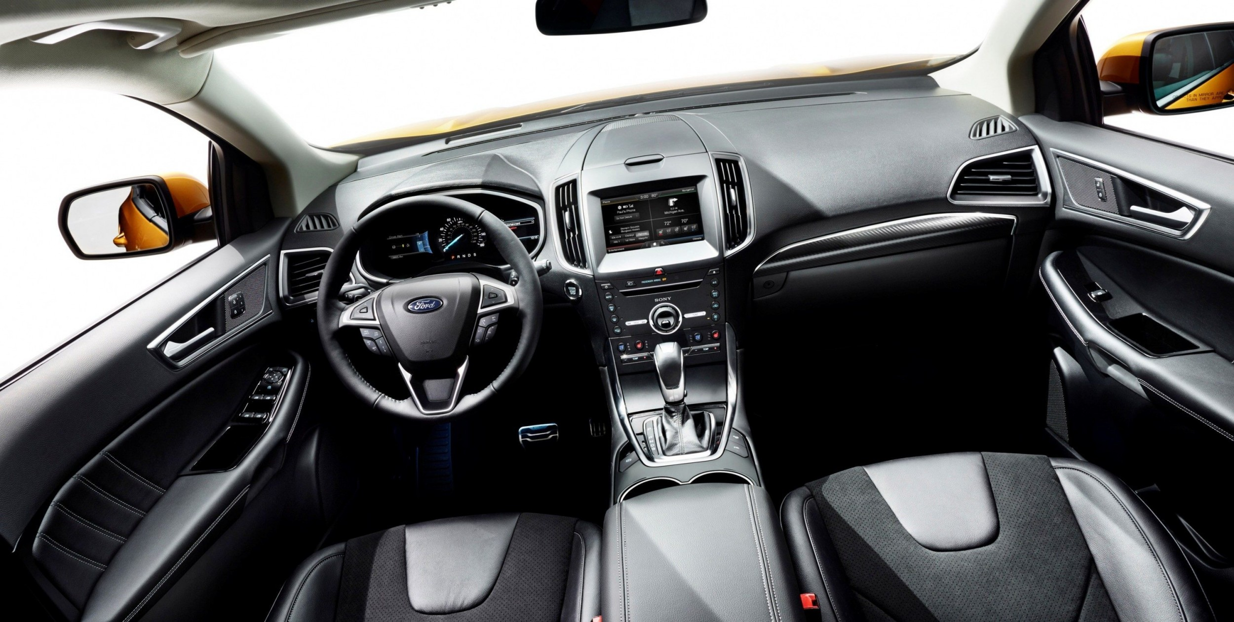 2015 Ford Edge For Sale >> 2015 Ford Edge Debut in 200+ Photos - Standard EcoBoost + Better Dynamics, Tech and Style