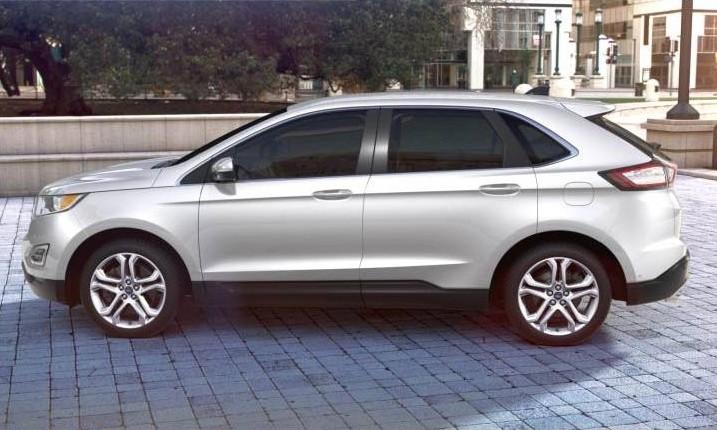 car revs daily 2015 ford edge guard metallic - 2015 Ford Edge Guard