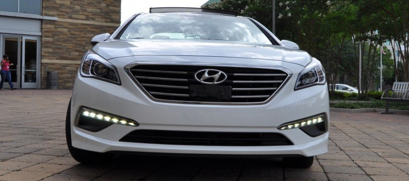 Car-Revs-Daily.com 2015 HYUNDAI SONATA LIMITED REVIEW 100