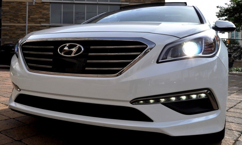Car-Revs-Daily.com 2015 HYUNDAI SONATA LIMITED REVIEW 106