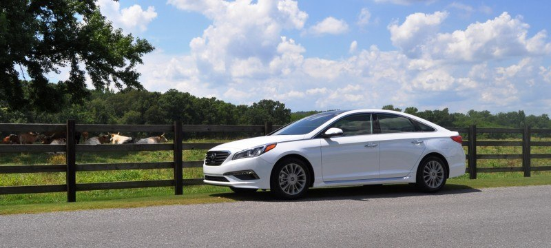 Car-Revs-Daily.com 2015 HYUNDAI SONATA LIMITED REVIEW 116