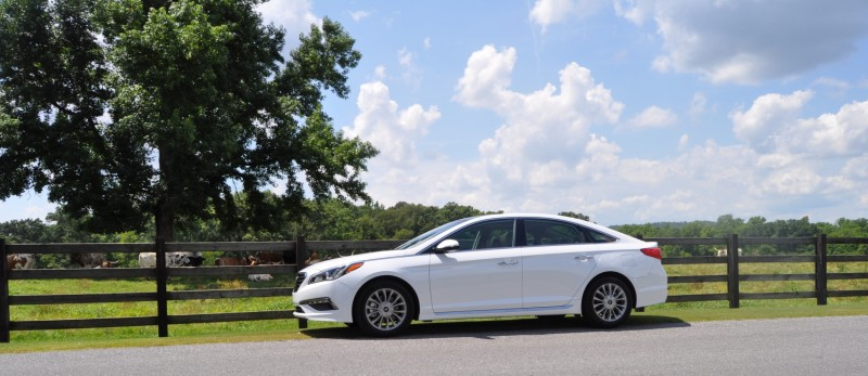 Car-Revs-Daily.com 2015 HYUNDAI SONATA LIMITED REVIEW 118