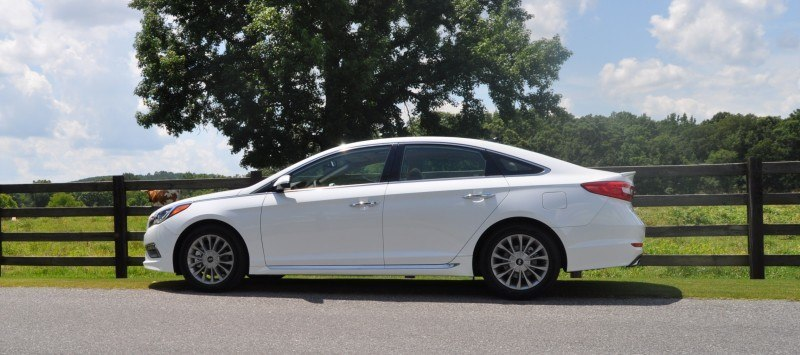 Car-Revs-Daily.com 2015 HYUNDAI SONATA LIMITED REVIEW 120