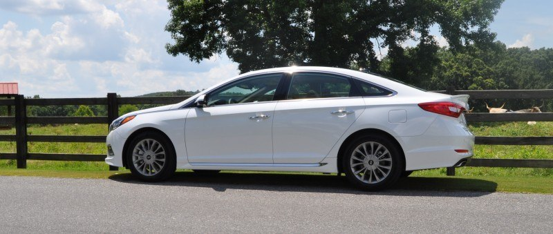 Car-Revs-Daily.com 2015 HYUNDAI SONATA LIMITED REVIEW 121