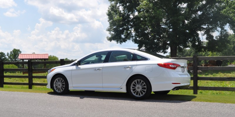 Car-Revs-Daily.com 2015 HYUNDAI SONATA LIMITED REVIEW 122