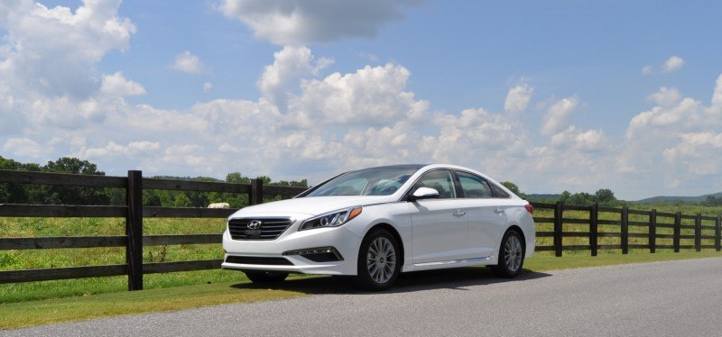 Car-Revs-Daily.com 2015 HYUNDAI SONATA LIMITED REVIEW 131