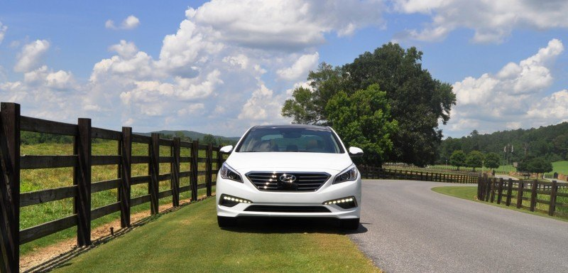 Car-Revs-Daily.com 2015 HYUNDAI SONATA LIMITED REVIEW 140