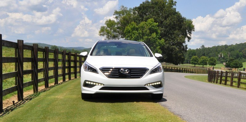 Car-Revs-Daily.com 2015 HYUNDAI SONATA LIMITED REVIEW 141