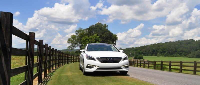 Car-Revs-Daily.com 2015 HYUNDAI SONATA LIMITED REVIEW 142