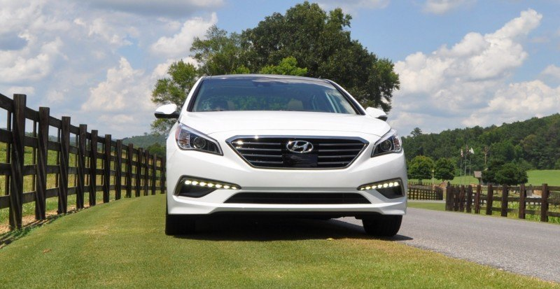 Car-Revs-Daily.com 2015 HYUNDAI SONATA LIMITED REVIEW 144