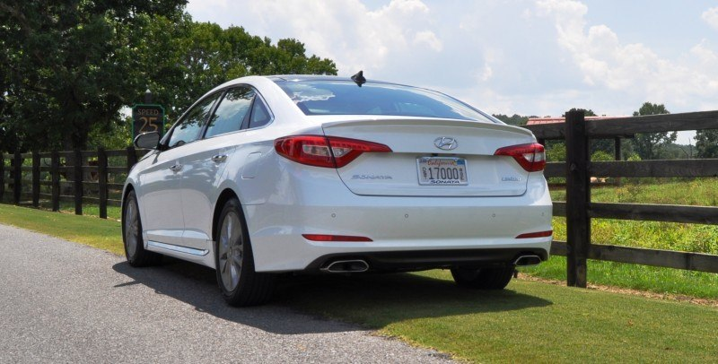 Car-Revs-Daily.com 2015 HYUNDAI SONATA LIMITED REVIEW 154