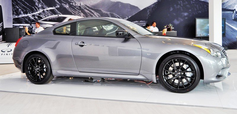Car-Revs-Daily.com 2015 INFINITI Q60S Pebble Beach Debut 1