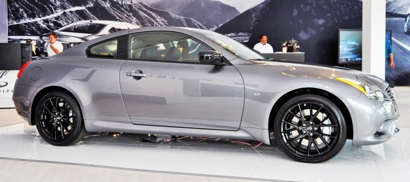 Car-Revs-Daily.com 2015 INFINITI Q60S Pebble Beach Debut 2