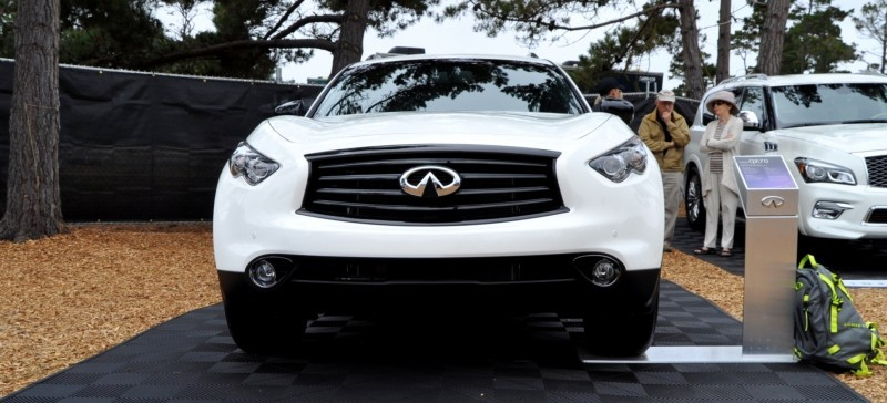 Car-Revs-Daily.com 2015 INFINITI QX70S 17