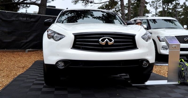Car-Revs-Daily.com 2015 INFINITI QX70S 19