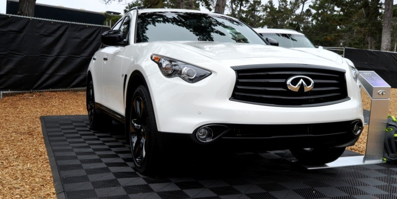 Car-Revs-Daily.com 2015 INFINITI QX70S 21