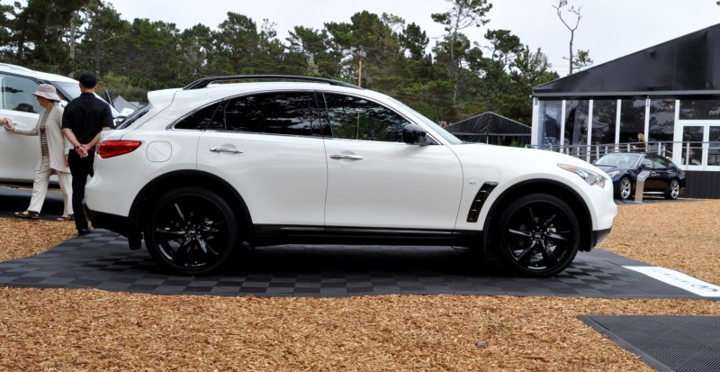 Car-Revs-Daily.com 2015 INFINITI QX70S 26