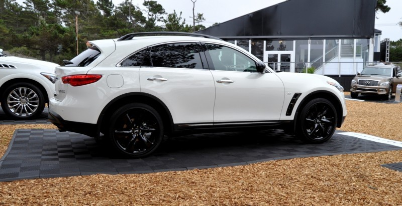 Car-Revs-Daily.com 2015 INFINITI QX70S 29