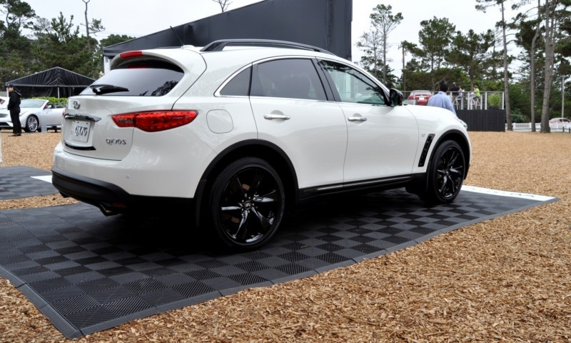 Car-Revs-Daily.com 2015 INFINITI QX70S 31