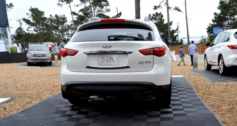 Car-Revs-Daily.com 2015 INFINITI QX70S 36